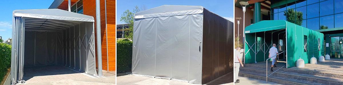 box tunnel estensibili