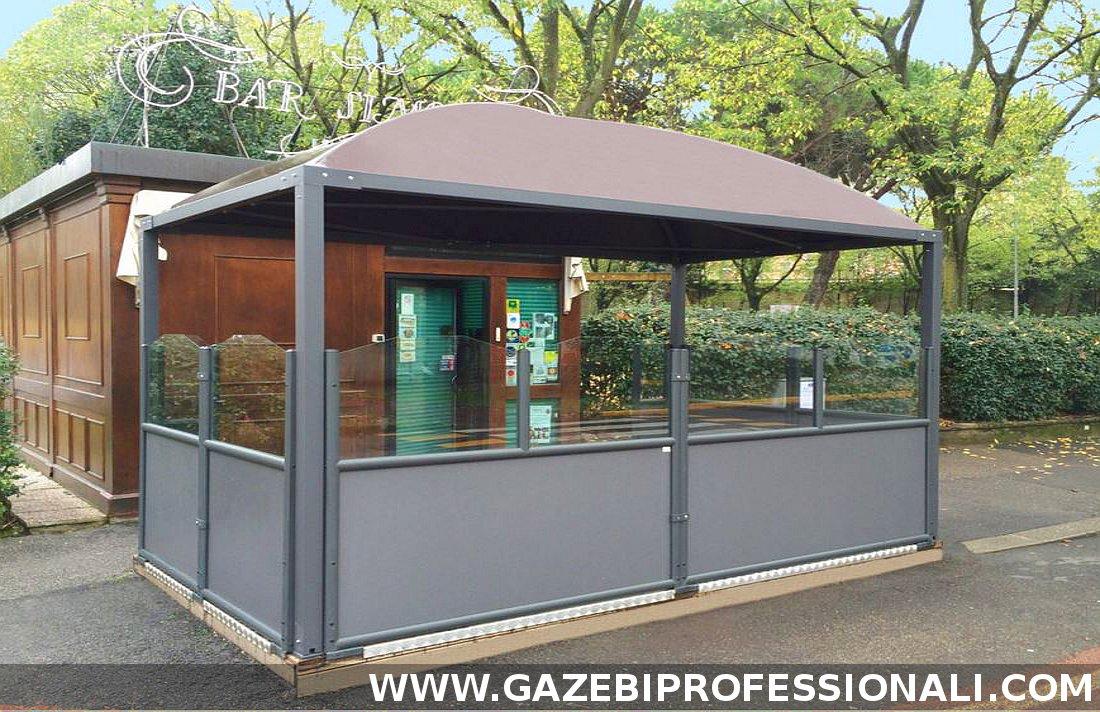 gazebo professionale