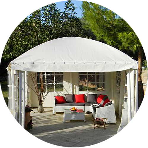 gazebo professionale GOLD