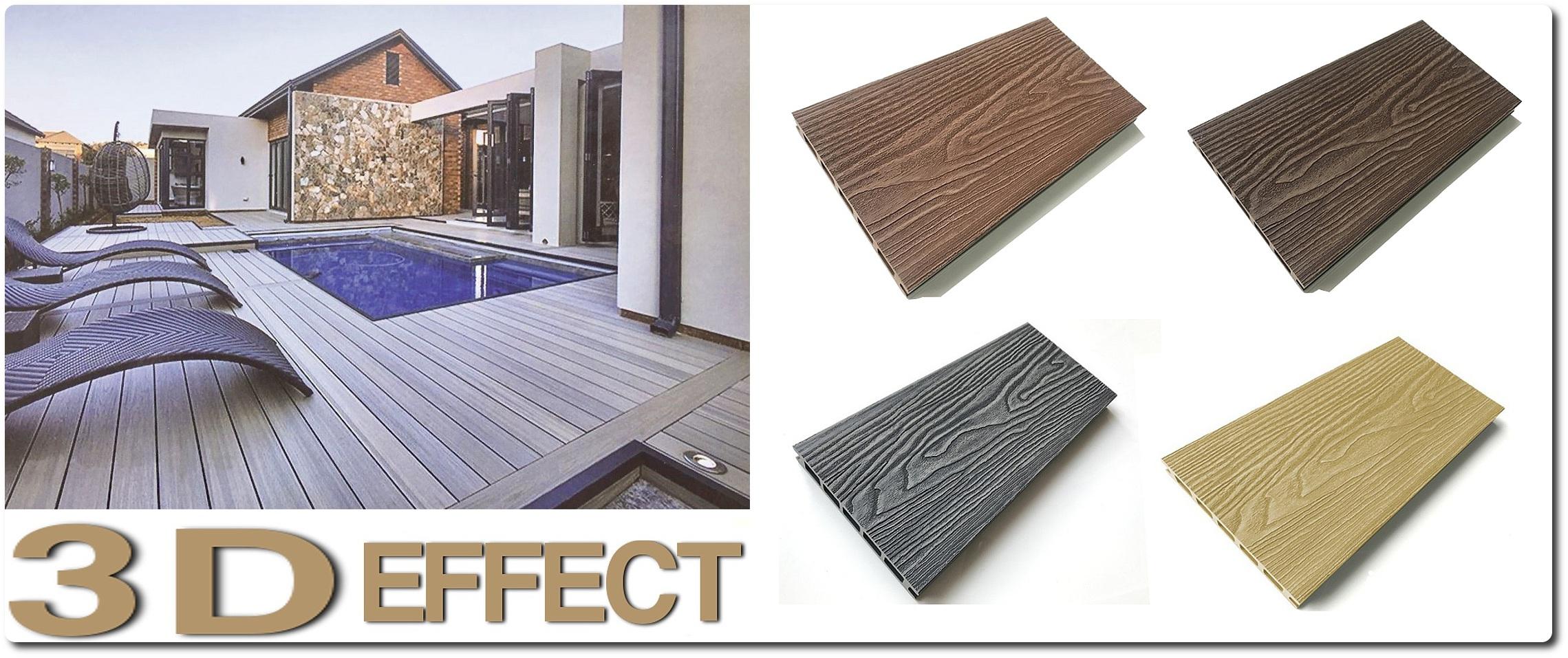 wpc listoni legno pavimentazione