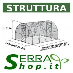 STRUTTURA Serra PRIME