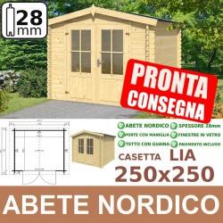 250x250 Casetta Lia