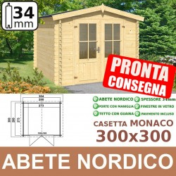 300x300 Casetta Monaco