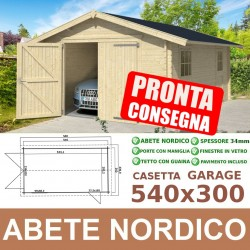 300x540 Casetta Garage Londra