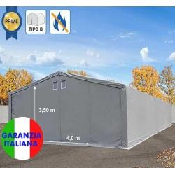Capannone Prime 20x8m PVC 720g