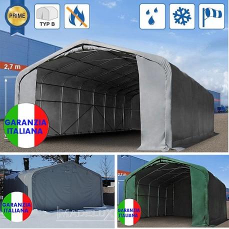 Tidyard Tenda Capannone Garage Deposito Impermeabile Verde,Tendone Capannone Deposito Impermeabile in PE,Tenda Gazebo Deposito Impermeabile Tebda Carage 1,6x2,4 m//2,4x3,6 m