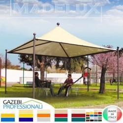 Gazebo Style 3,15 x 3,15 m Verniciata