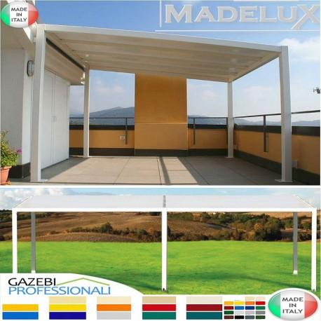 Pensilina easy tettoia veranda pompeiana madelux pergola