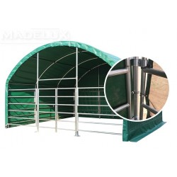 Gazebo box Recinto PVC