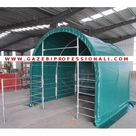 box recinto stalla maneggio cavalli pvc