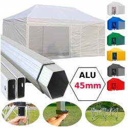 Faltpavillon 3x3 Easy - White